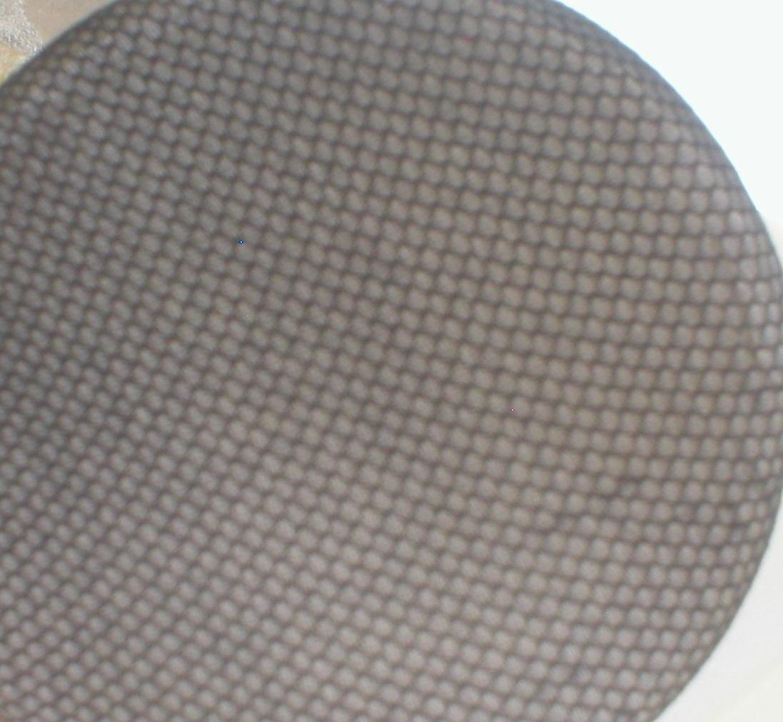 Calvin Klein Black Net Print Pantyhose 2781 Size D