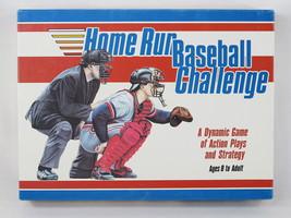 Home Run Baseball Challenge 1987 Board Game BanMar NEW Open Box Rare - $16.83