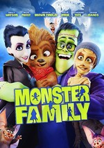 Monster Family [DVD] [2017]