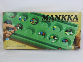 Mankka 1975 Marble Board Game by Copp Clark 100% Complete Bilingual Rare - $22.65