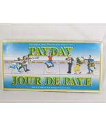 Payday 1994 Board Game Parker Brothers 100% Complete Near Mint Bilingual - $28.71