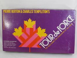 Tour de Force 1986 Board Game Waddingtons 99% Complete Excellent Condition - $24.75