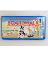 Advance to Boardwalk 1985 Board Game Parker Brothers 100% Complete Near Mint - $16.58