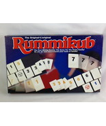Rummikub Board Game 1995 Playtoy Industries 100% Complete Excellent - $14.85