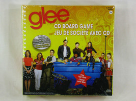 Glee CD Board Game 2010 Cardinal NEW in Sealed BOX Bilingual - $7.33