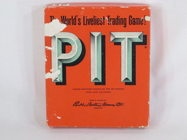 Pit 1959 Card Game Parker Brothers 100% Complete Excellent Condition - $15.49