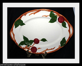 Franciscan Apple Pottery (American) Serving Platter - $33.83