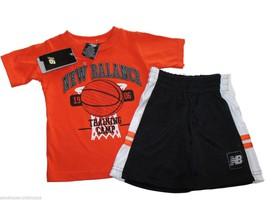 NEW New Balance Basketball Training Top Short Set size 12 Months - $24.19
