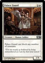 Magic The Gathering-Magic 2010-Palace Guard - $0.19