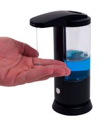 Touchless Automatic Liquid Soap Dispenser Built-In Sensor Trademark Home - $11.88