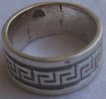 African ring