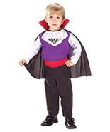 Infant & Toddler Vampire Halloween Costume   - $20.00