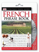 French Book and CD (EW Travel Guide Phrase Books) DK Publishing - $19.75