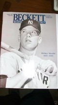 MICKEY MANTLE BECKETT TRIBUTE MAGAZINE! OCTOBER 1995 - $19.79