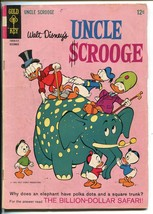 UNCLE SCROOGE #54 1964-GOLD KEY-WALT DISNEY-CARL BARKS ART-vg - $52.96