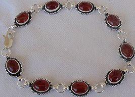 Agate silver bracelet - $38.00