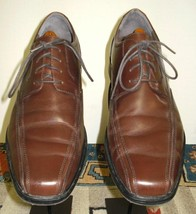 Men's Bostonian Brown Leather Oxford Size 13M Excellent! - $40.83