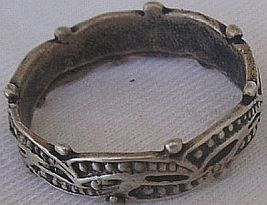 Antique silver ring  - $15.00