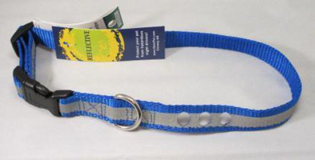 "PetSafe Compatible Replacement Nylon Dog Fence Strap, w/Reflective Stripe, 3/4""  - $20.99"