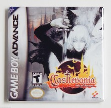 Castlevania Aria of Sorrow FRIDGE MAGNET video ... - $4.95