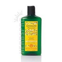 Healthy Shine Shampoo, Sunflower and Citrus 11.5 oz by Andalou Naturals - $5.92