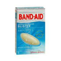 Band-Aid Advanced Healing Blister Cushions, 6 e... - $4.79