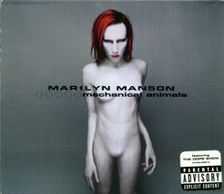 Marilyn Manson - Mechanical Animals CD Explicit Lyrics - $4.00