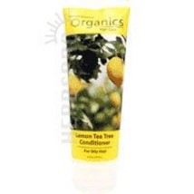 Lemon Tea Tree Conditioner, 8 Oz by Desert Essence - $6.75