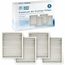 Fette Filter - Pack of 4 HEPAtech Replacement Filters Compatible with Hunter 309 - $39.59