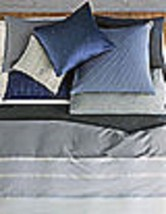 "CALVIN KLEIN ""MARA SMOKE""  STUDIO COLLECTION 5PC QUEEN DUVET  Bnip - $294.11"