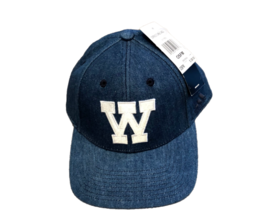 NWT New Washington Huskies adidas Logo Prep Structured Adjustable Hat - $18.76