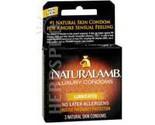 Trojan Naturalamb Natural Skin Lubricated Luxury Condoms, 3 each by Trojan