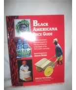 Black Americana Price ID Guide Collectibles Reference Hardback Book - $18.00