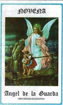 Novena - Angel de la Guarda - $2.99