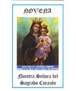 Novena en a Nuestra Senora del Sagrado Corazon - $2.99