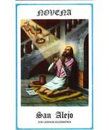 Novena - San Alejo - $2.99