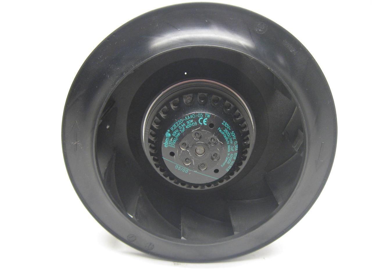 Ebm R2e220 1140 05 Motorized Impeller Fans Blowers