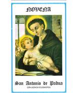 Novena San Antonio de Padua - $2.95