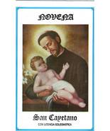 Novena San Cayetano - $2.99