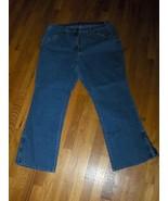 Suzanne Somers Blue Jeans Pants Plus Size 24 - $24.97