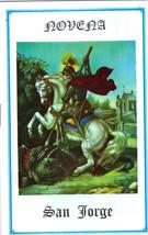 Novena - San Jorge - $2.99