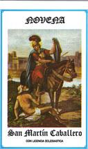 Novena - San Martin Caballero