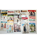 Sewing Pattern Lot of 28  Crafts, Children's, Women's Plus 3 McCall's Fo... - $14.95