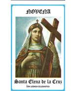 Novena Santa Elena de la Cruz - $2.99