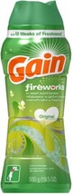 Gain Fireworks 19.5-oz Fabric Softener - $12.68