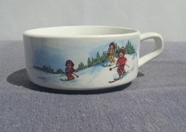 Campbell Kids Soup Bowls -- Winter Themed -- Sk... - $28.99