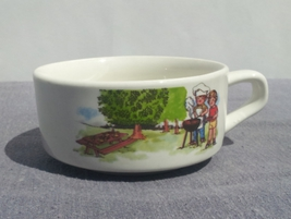 Campbell Kids Soup Bowls -- Summer Themed -- The BBQ - $28.99