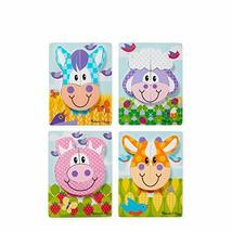 Melissa & Doug Jigsaw Puzzle Set: Farm - $24.47