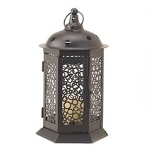 6 Candle Lantern Candleholder Wedding Centerpieces - $64.35