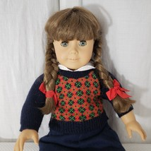 Early Molly McIntire Vintage American Girl Pleasant Company Doll Meet Ou... - $247.45
